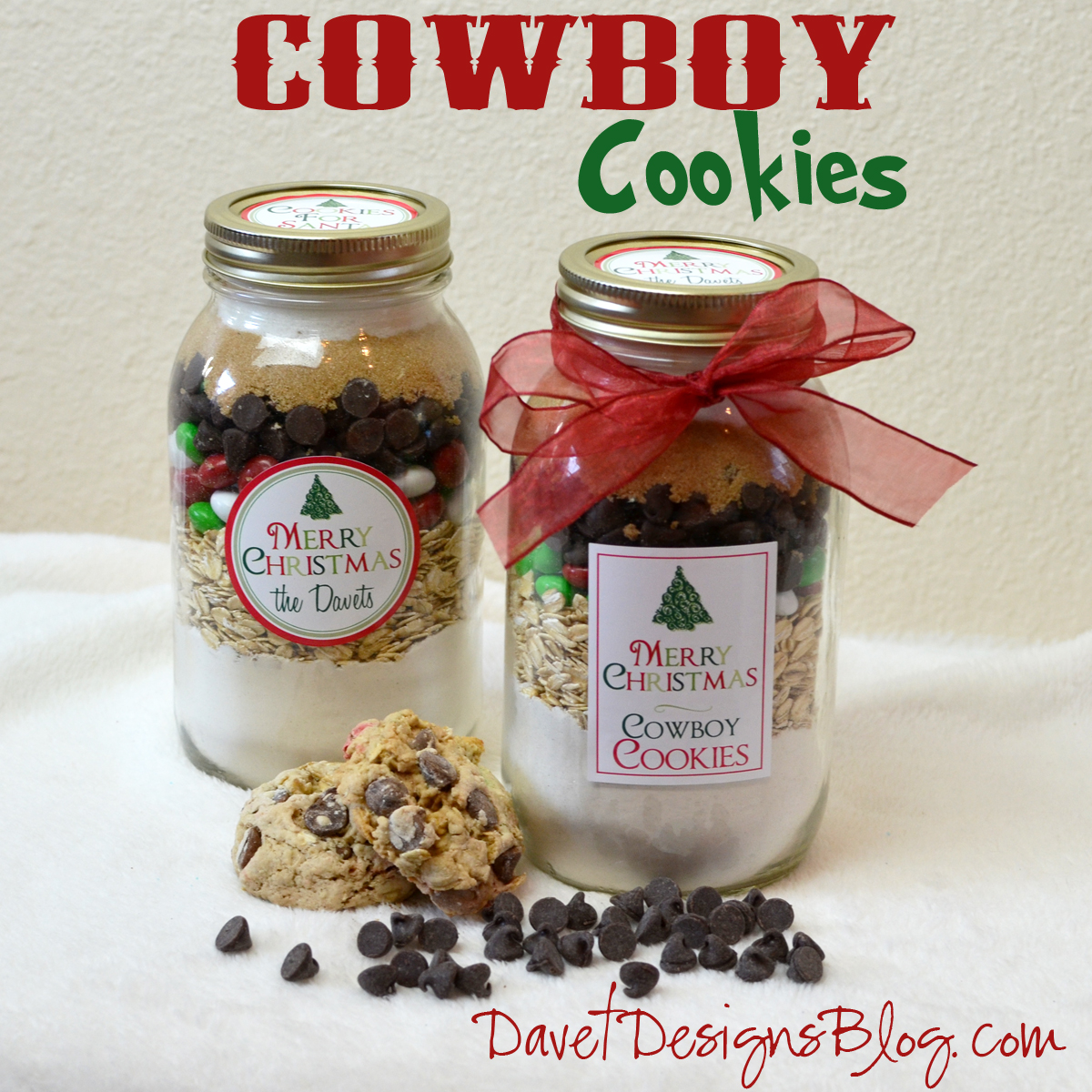 Holiday Cookie Mix Recipe — Dishmaps