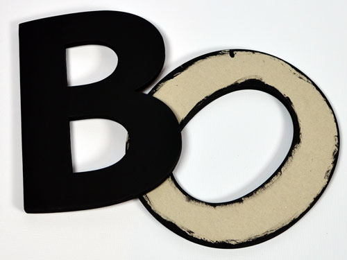 Chipboard Letter supplies