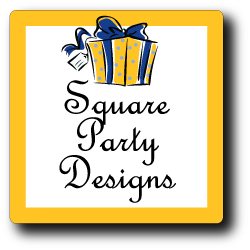Square Party Designs