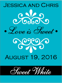 Wedding Rectangle WN-028