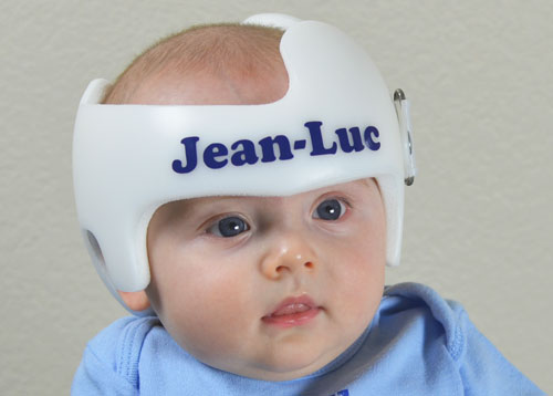 Name Decals for Baby Helmets