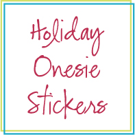 Click for holiday sticker designs